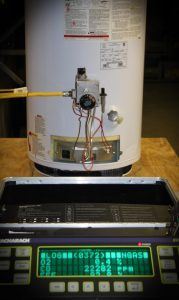 Bison Engineering's carbon monoxide testing system.